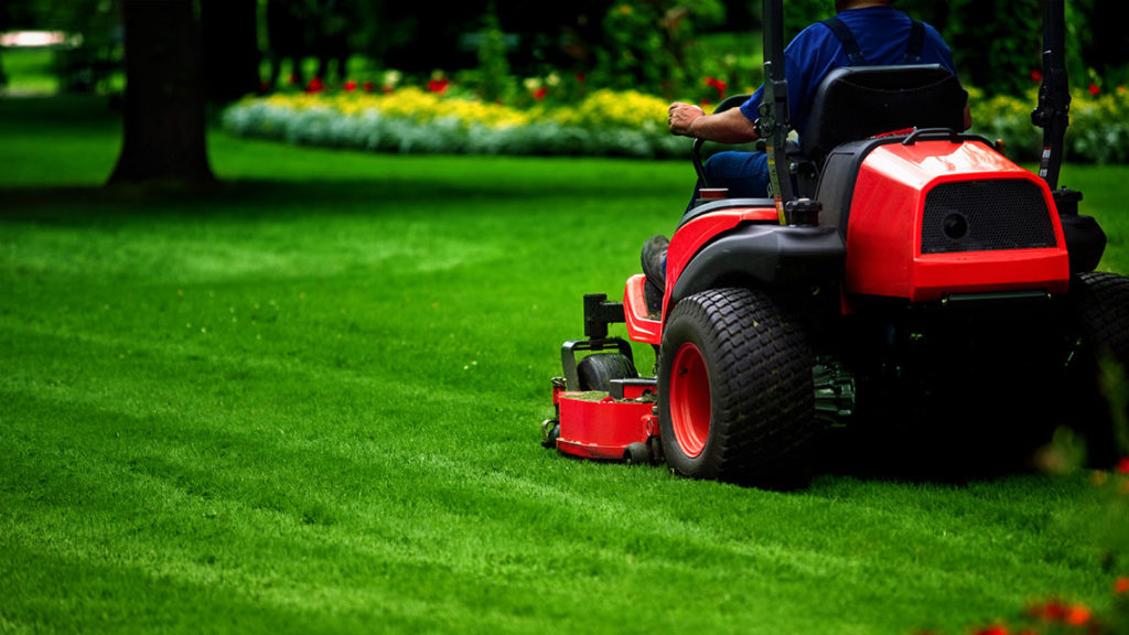 weekly lawn care and lawn mowing hanover ma south shore